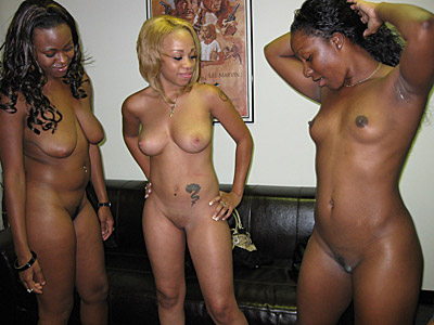 naked black girls