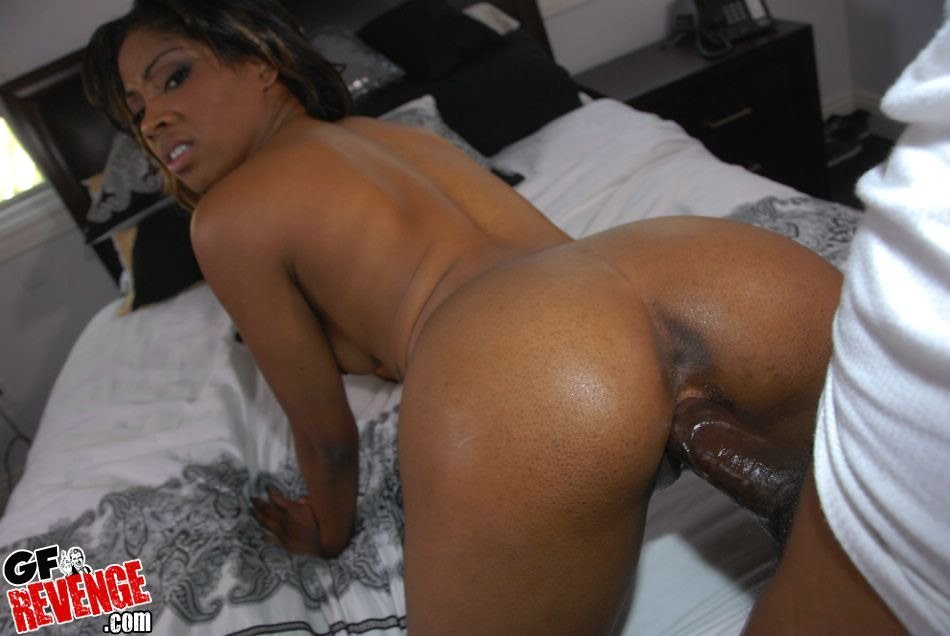 naked black ass - ... black-girlfriend-cum-04 ...
