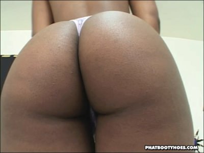 Fat black booty girls nude